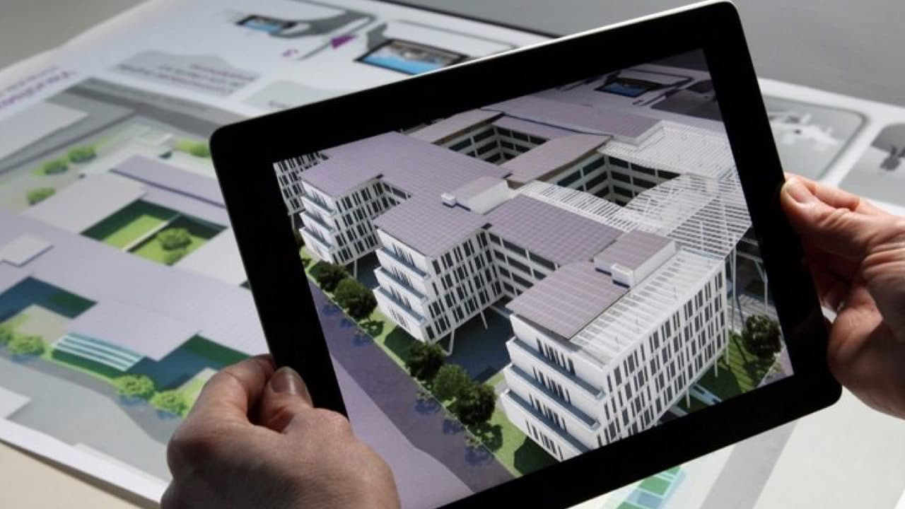 Augmented Reality For Real Estate Somyx